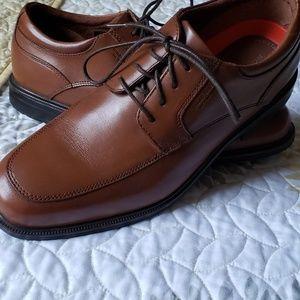 Rockport dress shoes.